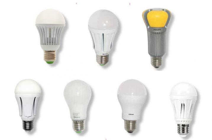 Niezależne badania lamp LED z trzonkiem E27