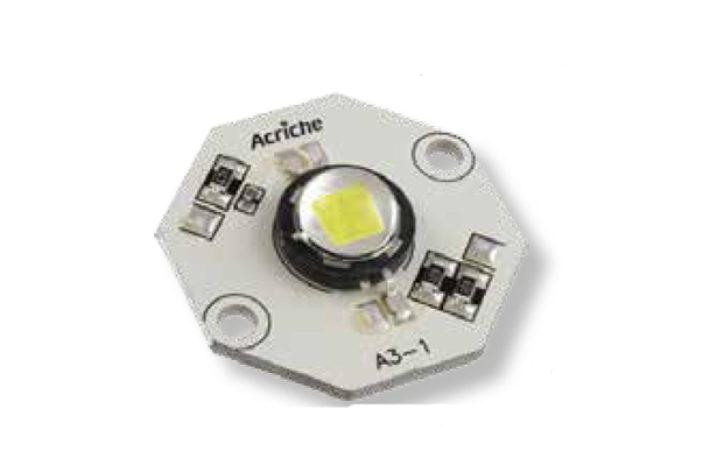 Moduły LED zasilane bezpośrednio z sieci