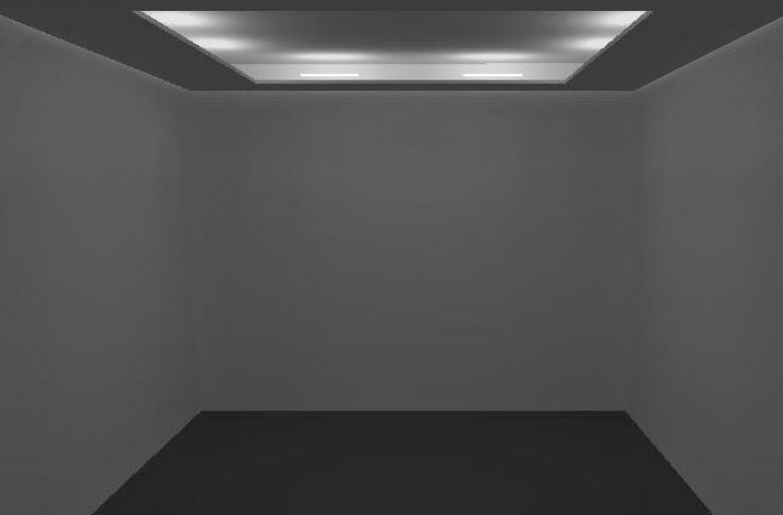 Weryfikacja pomiarowa komputerowych projektów oświetlenia pośredniego LED