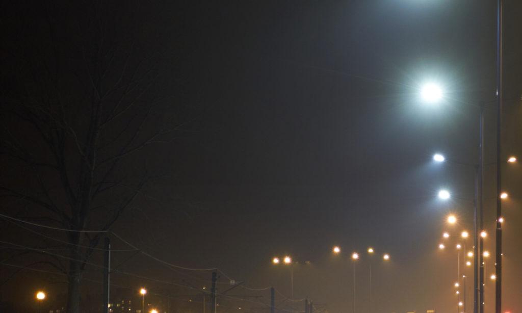 Kraków rozpoczyna wymianę lamp ulicznych na ledowe