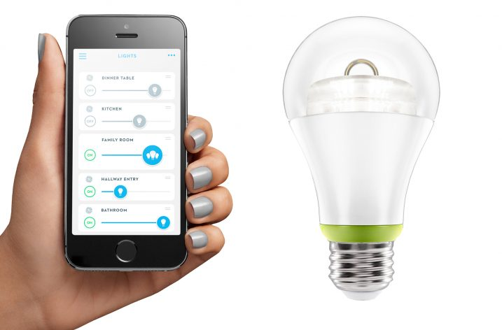 Bezprzewodowa komunikacja źródeł LED