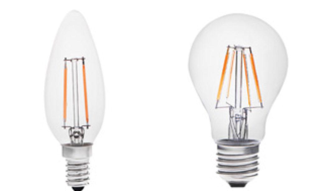 Dekoracyjne źródła światła LED