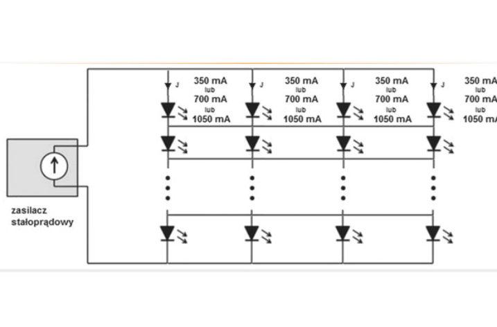 Efektywność energetyczna stałoprądowych układów zasilania źródeł i modułów LED