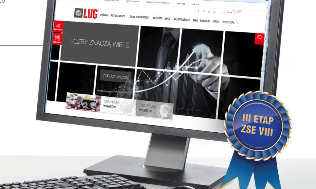 LUG w III etapie konkursu