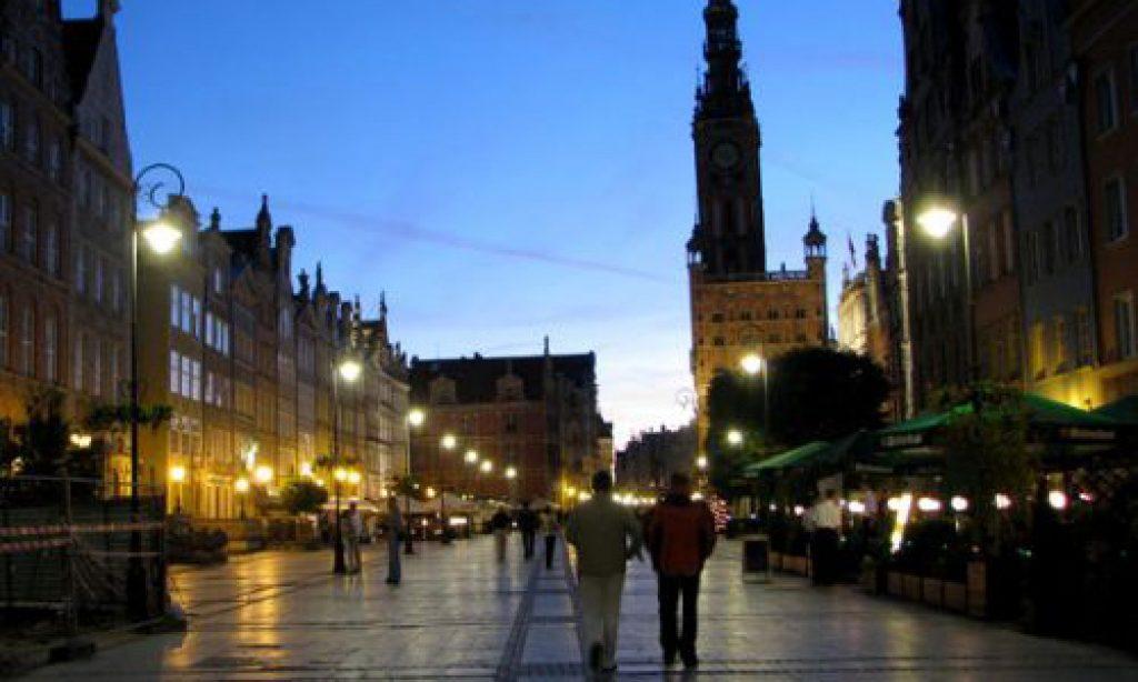 Gdańsk stawia na oświetlenie ledowe