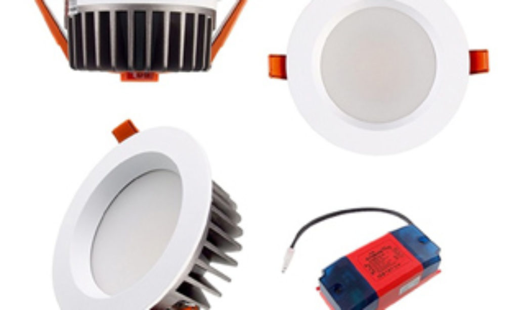 Oprawy LED do zabudowy