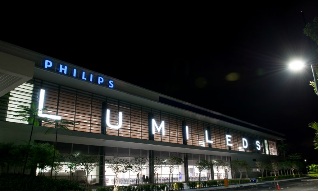 Pakiet większościowy Lumileds