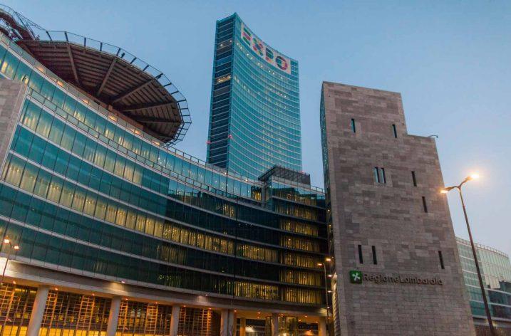 Włoska metropolia z LED-ami