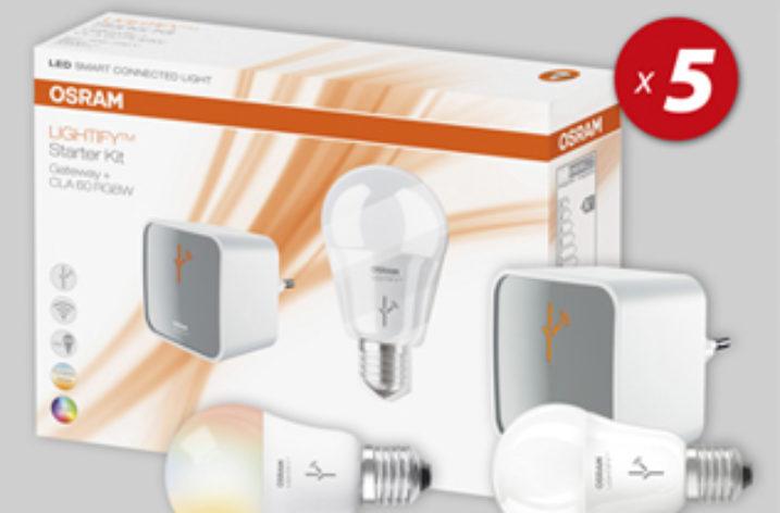 Konkurs wiedzy o oświetleniu LED
