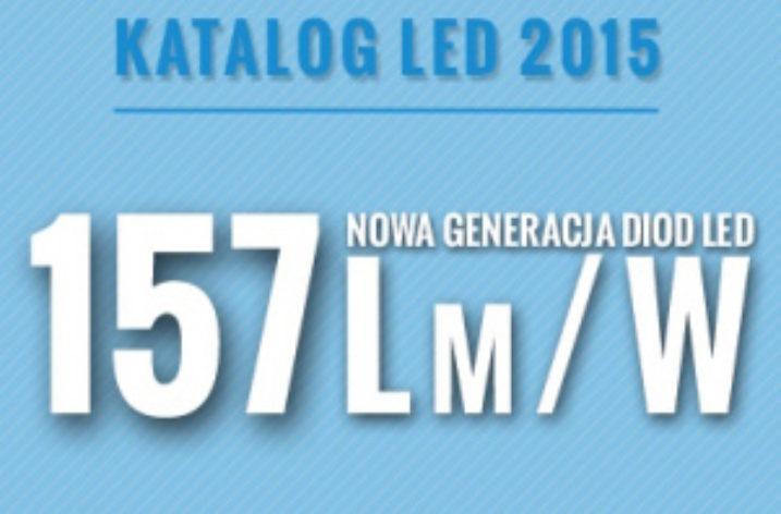 Modernizacja oferty opraw LED