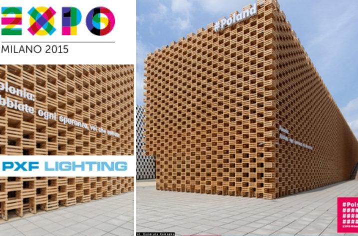 Polskie oświetlenie na EXPO 2015