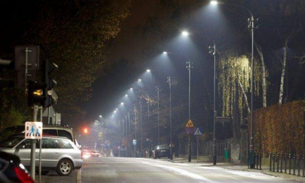 Ocena efektywności energetycznej oświetlenia drogowego