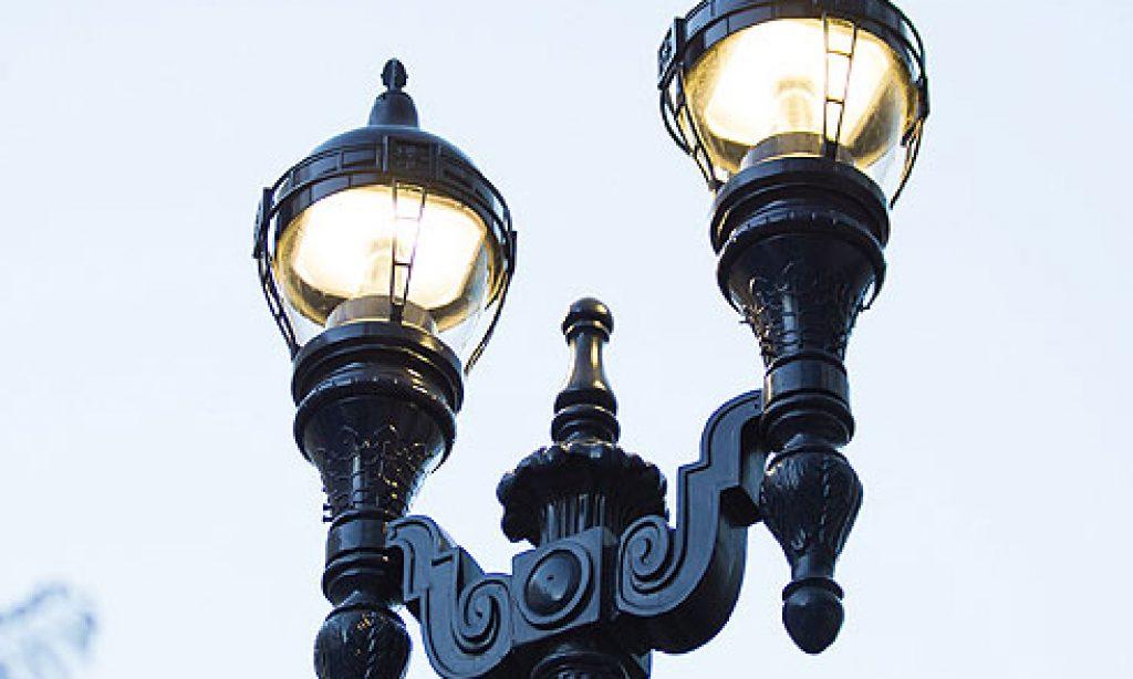 Inteligentny system oświetlenia w San Diego
