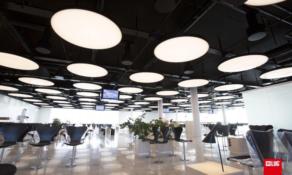 Nowa jakość oświetlenia na lotnisku