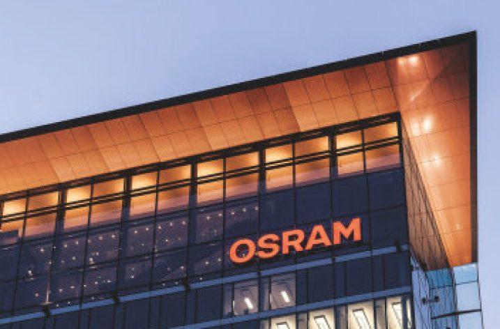 Przejęcie firmy OSRAM