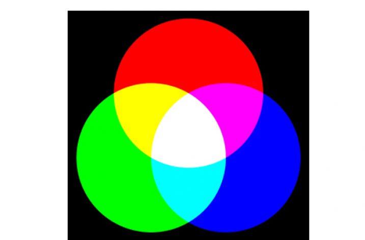 Białe światło LED