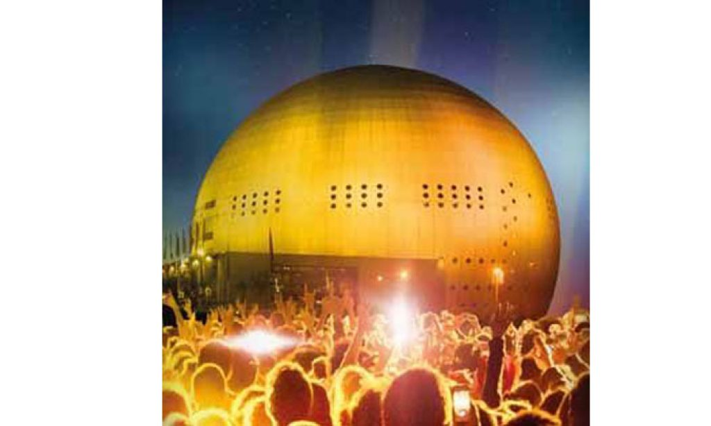 Innowacyjne oświetlenie na Eurowizji