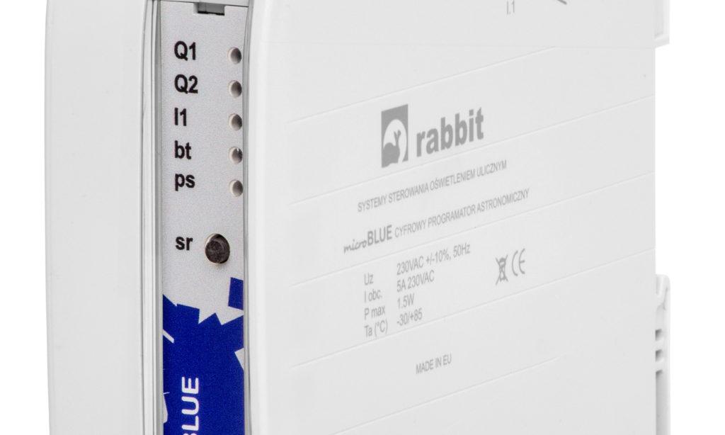 Rabbit – nowoczesne sterowanie oświetleniem ulicznym