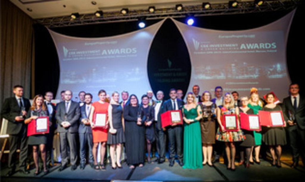 EuropaProperty przedstawia 6. coroczne CEE Investment & Green Building Awards