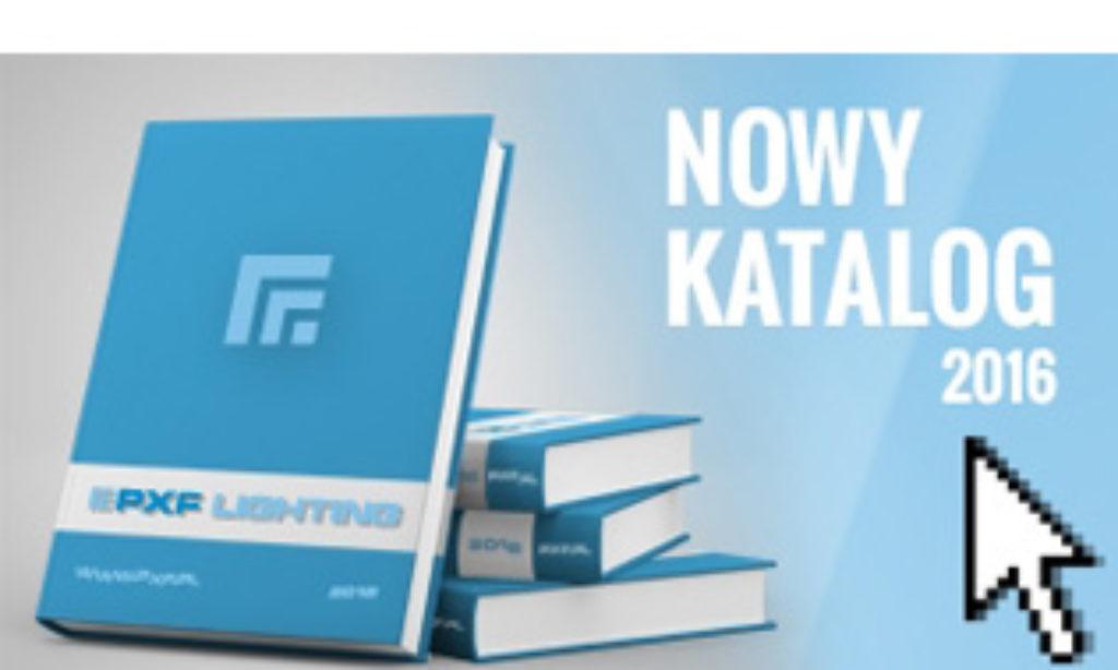 Nowy katalog PXF
