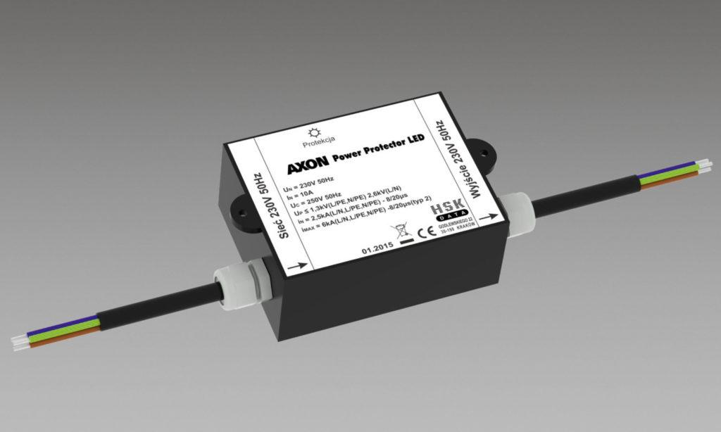 Ograniczniki przepięć do instalacji LED