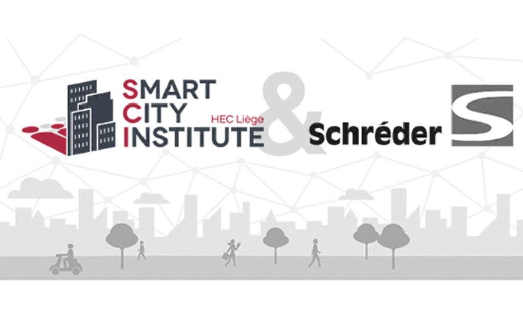 Inteligentne miasto ze Schréderem