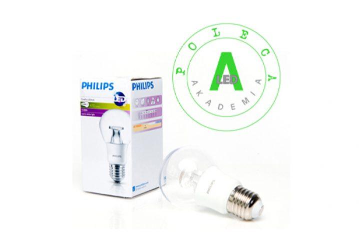 Bezpieczna lampa LED. CorelPro LEDbulb PHILIPS