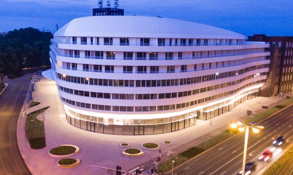 Luksusowy kompleks z oświetleniem LED