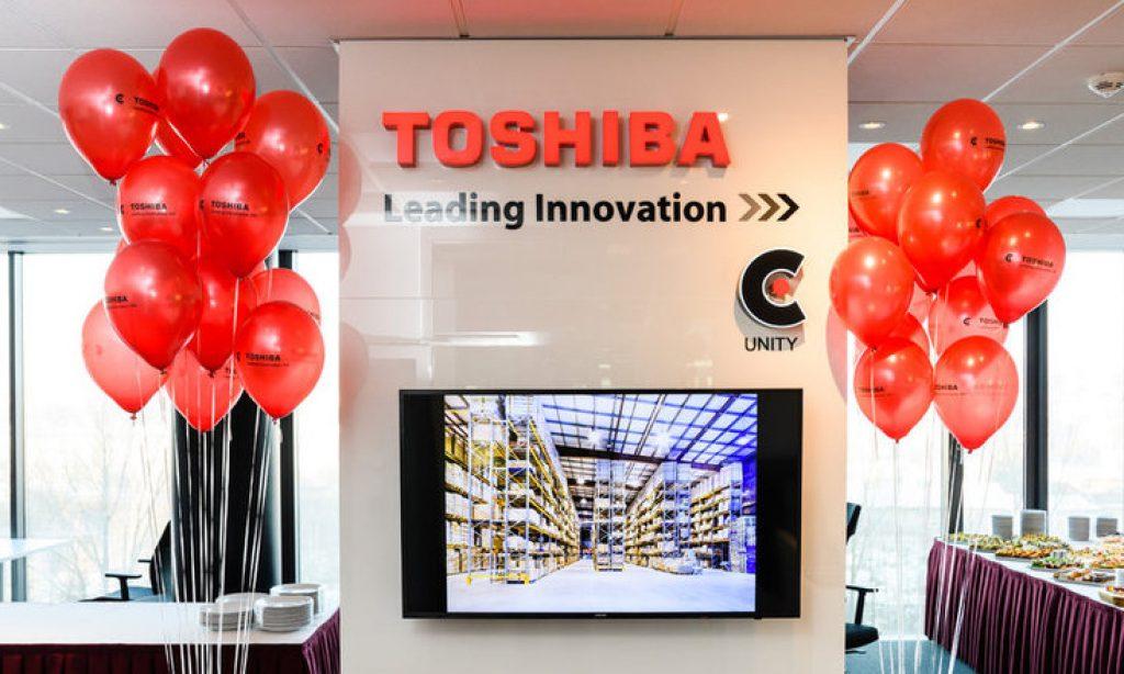 Toshiba otworzyła przedstawicielstwo w Polsce