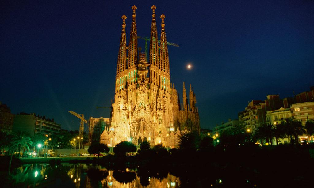 """LEDloteria """"Wygraj wycieczkę do Barcelony"""""""
