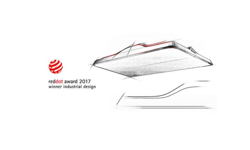 Red Dot Design Award dla CRUISER 2 LED