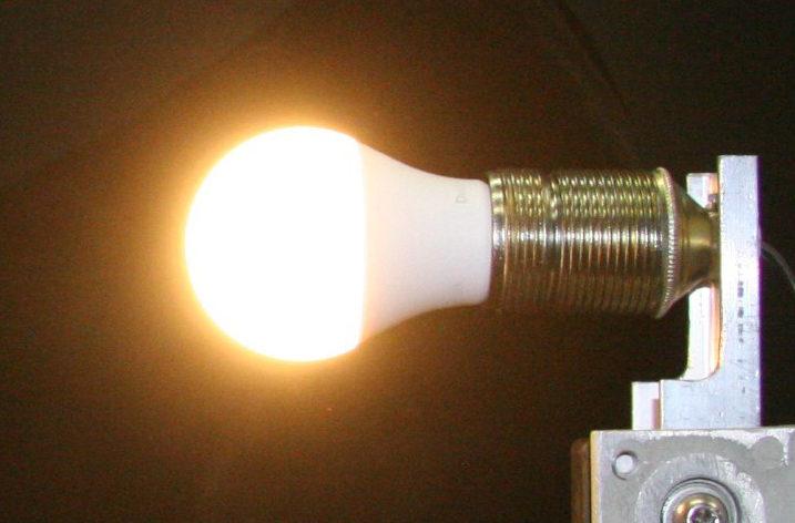Wyniki badań lamp LED