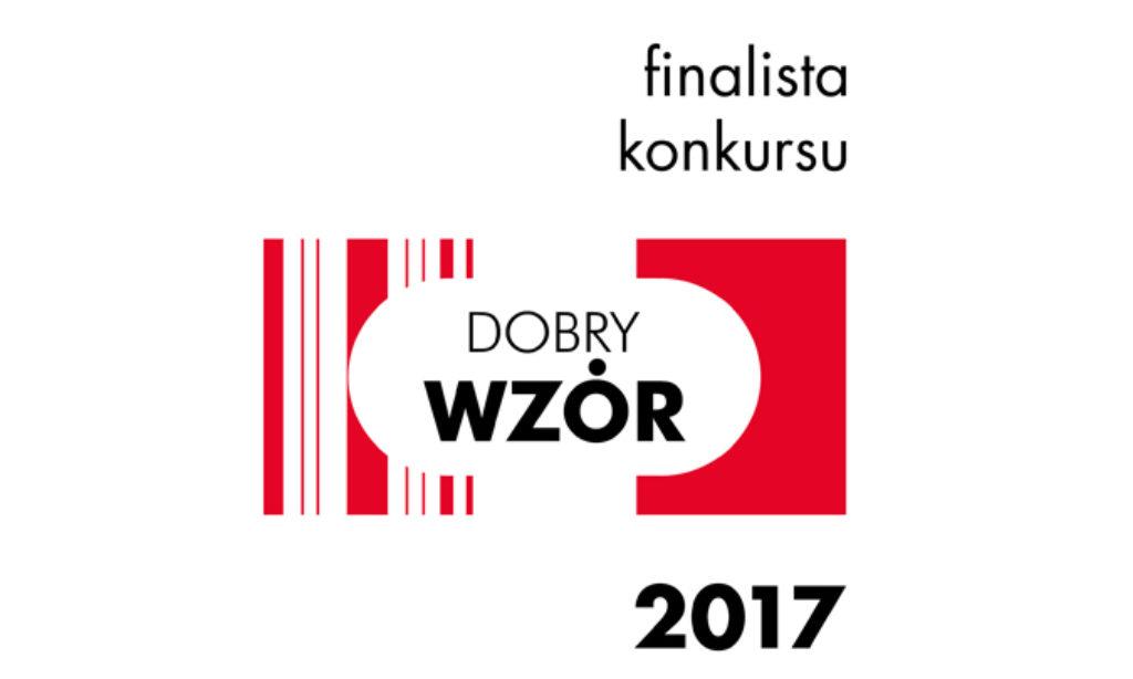Finaliści konkursu Dobry Wzór 2017