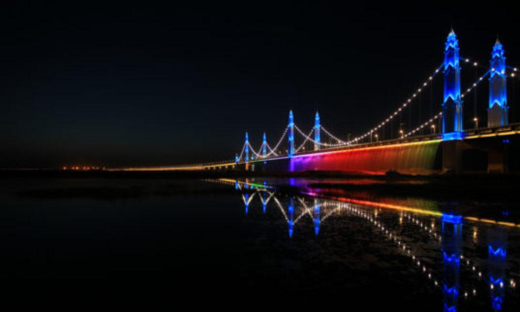 Spektakularne dynamiczne oświetlenie LED