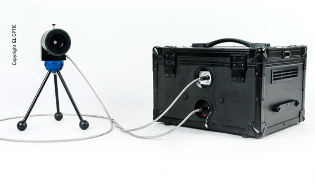 Systemowe rozwiązanie do oceny bezpieczeństwa fotobiologicznego lamp i układów lampowych