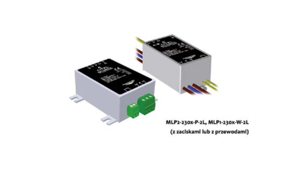 Ograniczniki przepięć do zabezpieczania zasilania i sterowania oświetleniem LED
