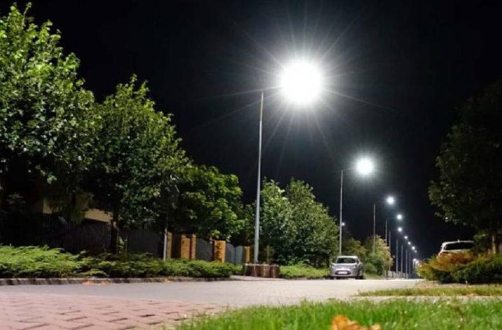 Modernizacja oświetlenia w Kaliszu