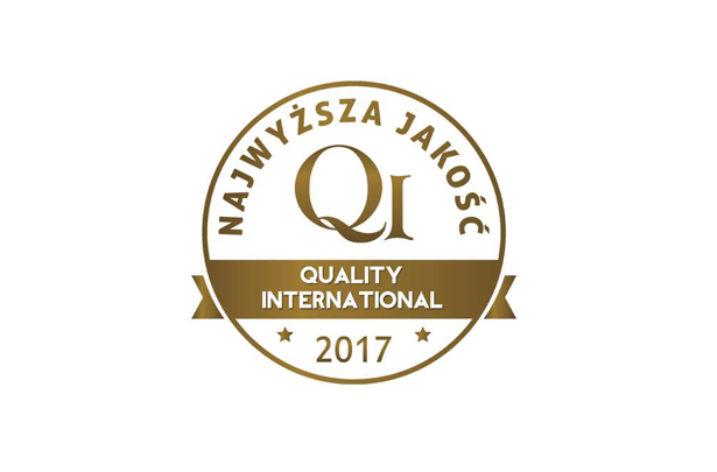 Quality International 2017 dla marki MOWION
