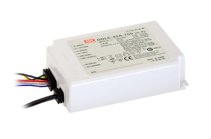 Nowe zasilacze LED z komunikacją DALI