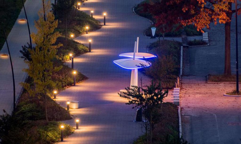 Perfekcyjne oświetlenie przestrzeni publicznej