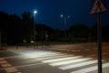 ZDM podpisał umowy na doświetlenie przejść dla pieszych