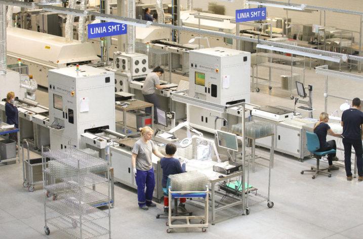 MST z Kętrzyna przejęło dystrybucję złączy oświetleniowych