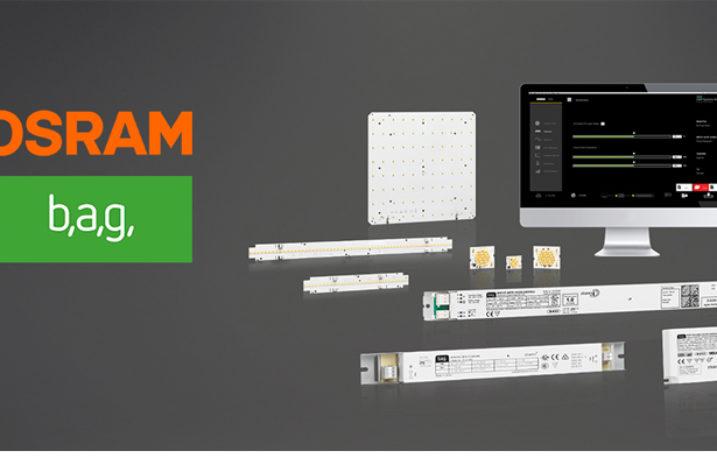 BAG electronics zostaje częścią OSRAM