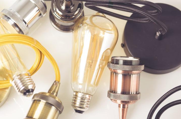 Lampy LED typu filament