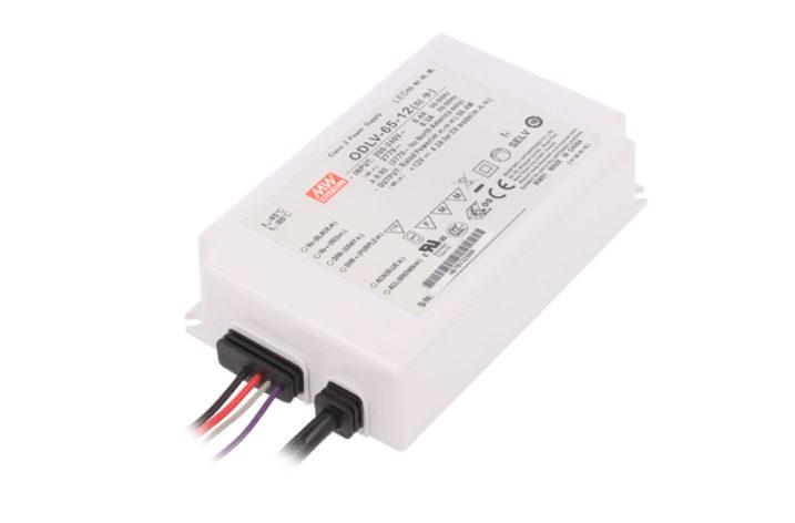 Zasilacze do oświetlenia LED z wyjściem PWM serii ODLV