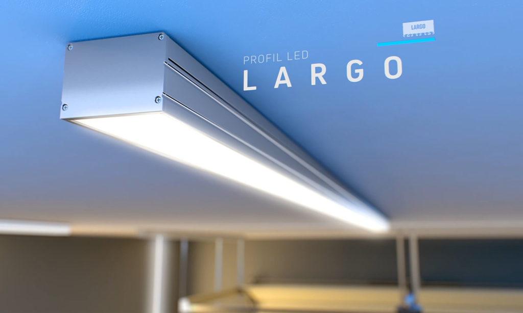 Profile LED w budownictwie