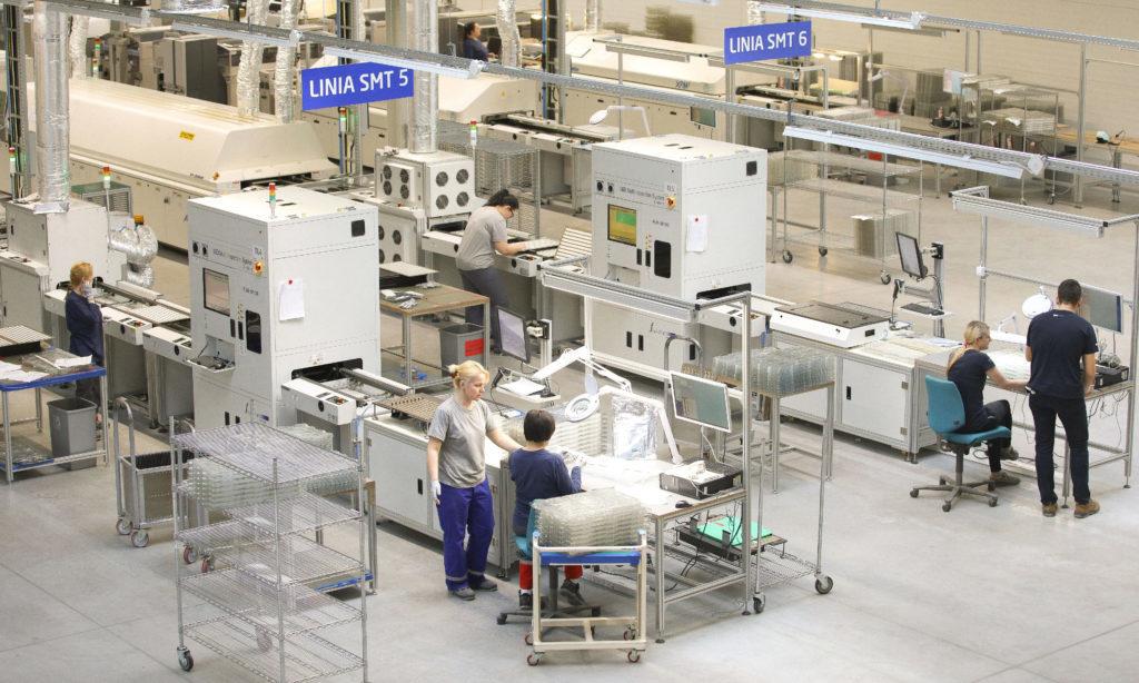 MST będzie produkować zasilacze LED