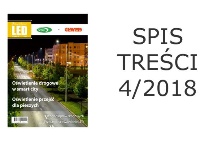 SPIS TREŚCI 4/2018