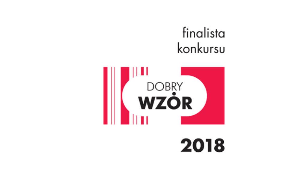 Finaliści konkursu Dobry Wzór 2018