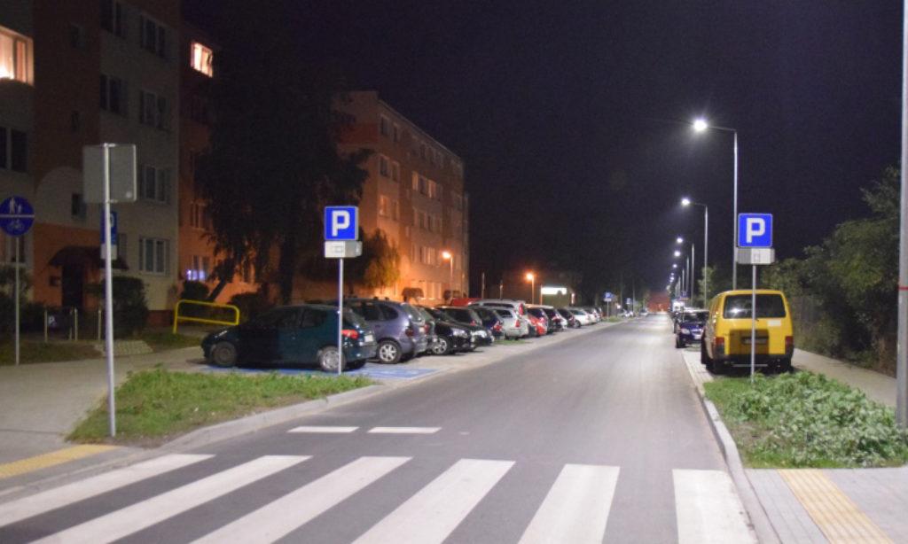 Wymiana oświetlenia w Inowrocławiu